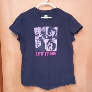 "The Beatles ""Let It Be"" Tee - Jr's 2X"